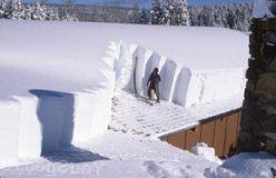 Уборка крыш зимой от Вертикаль