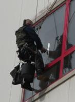 мойка фасадов зданий ООО Вертикаль