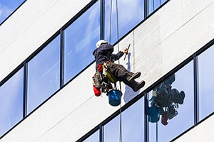 Профессиональная очистка фасада по низким ценам в Москве и Московской области