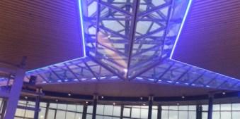 Монтаж архитектурной подсветки зданий в Москве и Подмосковье
