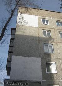 Утепление стен панельных домов и зданий