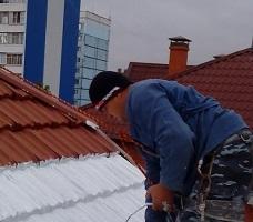 Утепление наружных стен панельного дома