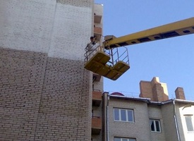 Как утеплить холодные стены в Москвы и Московской облати