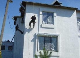 Что сделать если зимой стены дома очень холодные