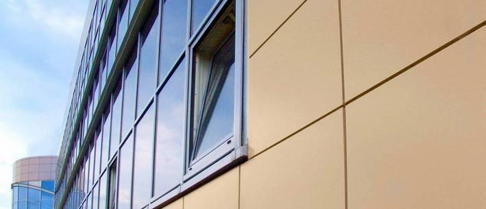 стоимость вентилируемого фасада